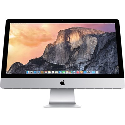 iMac 27` Desktop - Intel Core i5 3.5GHz 8GB 1TB Retina Display (Refurbished)