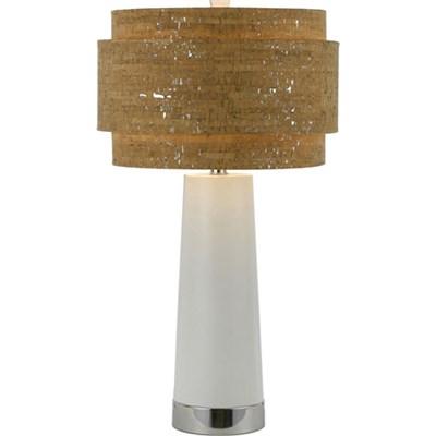 Aviva Table Lamp in Pearl - 8402-TL