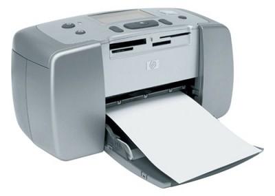Photosmart 145 4x6 Inch Paper Portable Printer