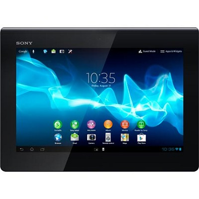 SGPT121US/S 16GB Xperia Tablet with NVIDIA Tegra 3 Mobile Processor, Android 4.0