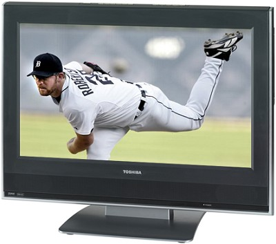 23HLV86 - 23`  TheaterWide High-definition LCD TV w/ built-in DVD Player