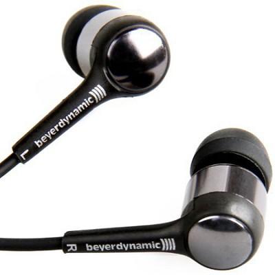 DTX 101 iE In-Ear Headphone - Black - 12 ohm