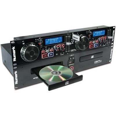 CDN77USB Professional Dual USB and MP3 CD player