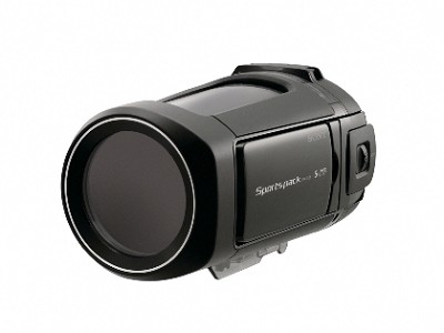 SPKCXB Water-Resistant Housing for Camcorder