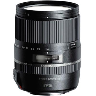 16-300mm f/3.5-6.3 Di II VC PZD MACRO Lens for Nikon Cameras - Refurbished