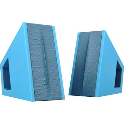 Triangle 2.0 Speaker System w/ Digital Signal Processor (DSP) - Blue