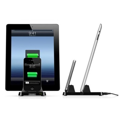 InCharge Duo X2 Dual 10W charging dock for iPod, iPhone and iPad