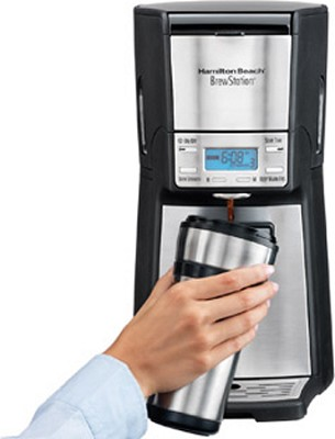 48465 Brewstation Summit Ultra 12-Cup Programmable Coffeemaker