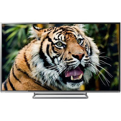 58L8400U - 58-Inch Slim LED 4K Ultra HDTV 1080p 120Hz Smart TV with Cloud Portal