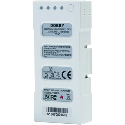 Intelligent Flight Battery Replacement for Dobby Pocket Drone - D151
