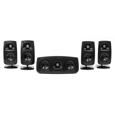 Quintet IV Home Theater System - Black HG
