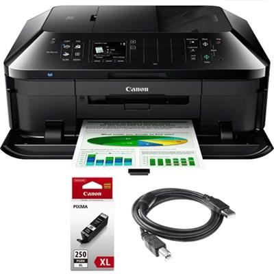 PIXMA MX922 Wireless Inkjet Office All-In-One Printer+ Genuine Canon Ink
