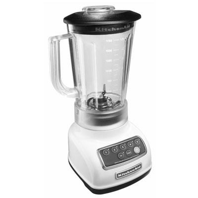 5-Speed Classic Blender in White - KSB1570WH