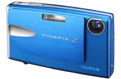 FINEPIX Z20fd 10MP Digital Camera (Ice Blue)
