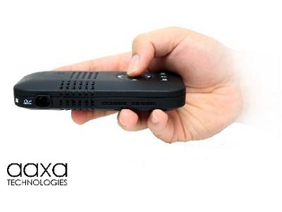 P3X Pico Projector 70 lumens 120+ Minutes Battery Life mini-HDMI 15,000 Hour LED