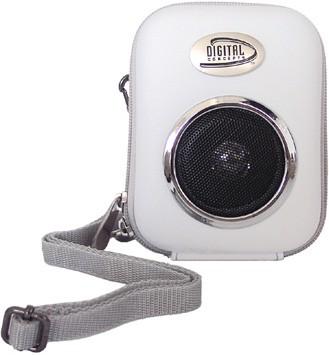 MP3 portable Sound Case (White)