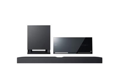 BDVF7 - 3D Blu-ray Disc Soundbar Home Theater System