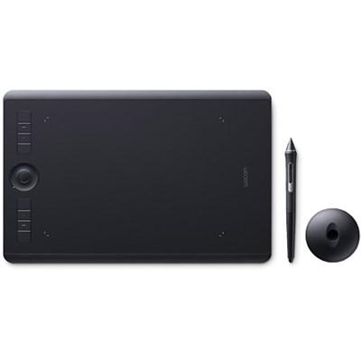 Intuos Pro Medium Creative Pen Tablet, Black - PTH660