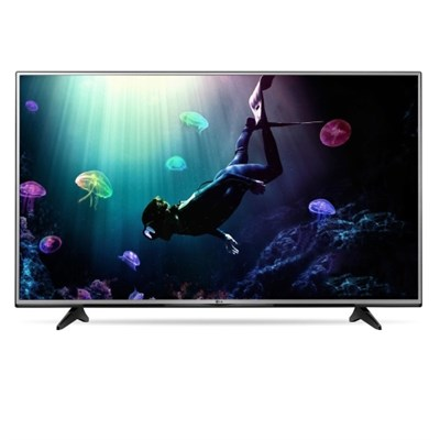 43UH6030 - 43-Inch 4K Ultra HD Smart LED TV w/ webOS 3.0 - OPEN BOX