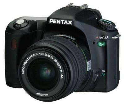 *IST DS W/18-55 Lens Digital SLR Kit