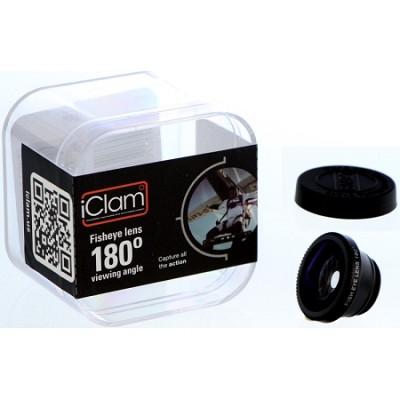 Fujita Xtreme iClam Fisheye Lens (FJiCLLens)