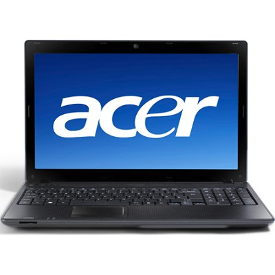 Aspire 15.6` Notebook Computer - Mesh Black (AS5552-3036)