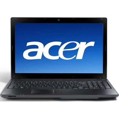 Aspire 15.6` Notebook Computer - Mesh Black (AS5552-3036)