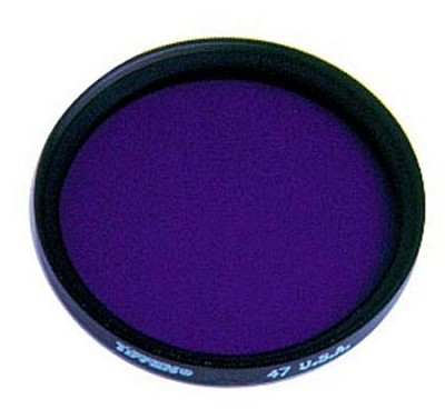55mm Blue #47 Filter