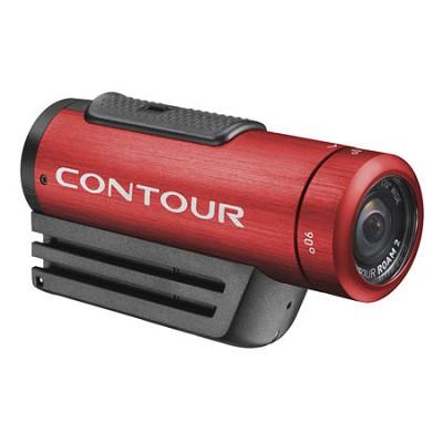 ROAM2 Waterproof Video Camera (Red) 1801RD
