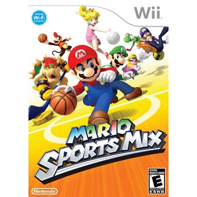 Wii Mario Sports Mix