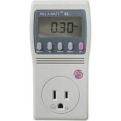 P4460 Kill A Watt EZ Electricity Usage Monitor