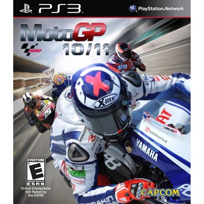 MotoGP 10/11 for PS3