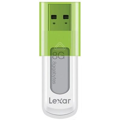 8 GB JumpDrive High Speed USB Flash Drive (Green)