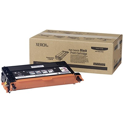 Black High Capacity Print Cartridge - 113R00726