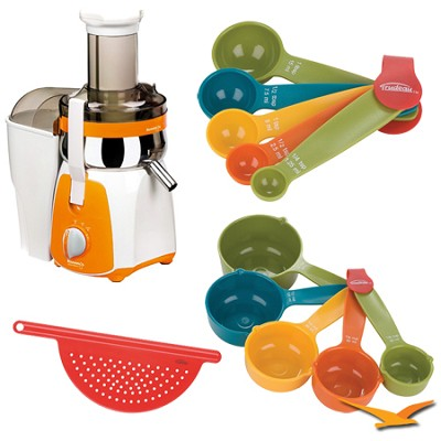 Centrifugal Juicer Bundle