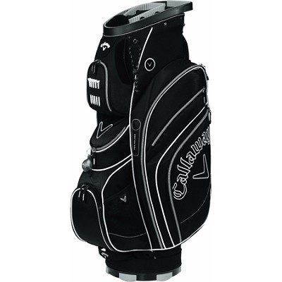 Org 14 Sport Cart Bag - Black