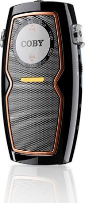 Pocket AM/FM Radio with Speaker
