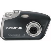 Stylus Verve Digital Camera (BLACK)