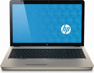 Pavilion G72-260US 17.3 in Entertainment Notebook PC