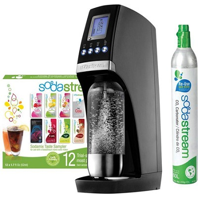 REVOLUTION Home Soda Maker Starter Kit