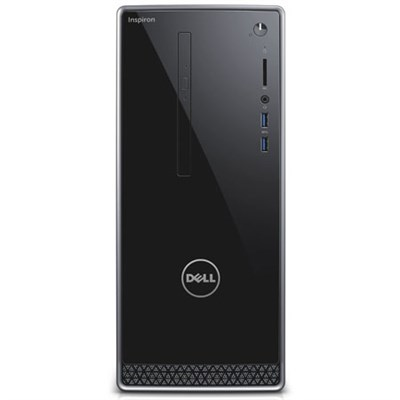 Inspiron i3650-3111SLV Intel Core i3 Desktop - OPEN BOX