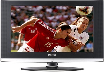 LN-S2341W 23` High Definition LCD TV w/ PC input