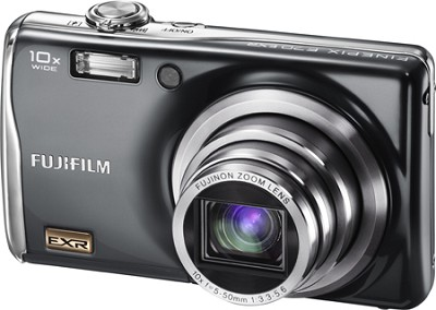 FinePix F70EXR 10MP Digital Camera w/ 10X Optical Zoom