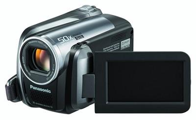 SDR-H60 60GB Hard Disk Drive / SD Hybrid Camcorder