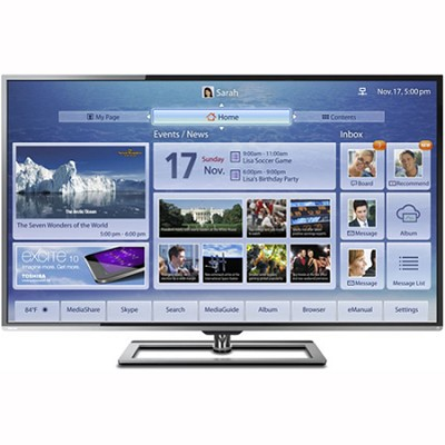 65 Inch Ultra-Slim LED TV ClearScan 240Hz Cloud TV (65L7300)