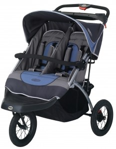 Swivel Wheel Strollers Suburban Safari Double