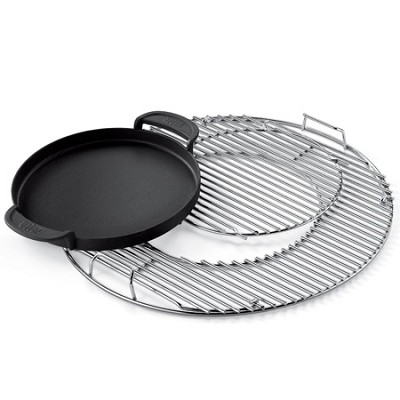 8833 Gourmet BBQ System Griddle Set