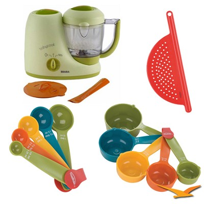 Babycook Baby Food Maker - Sorbet - Bundle
