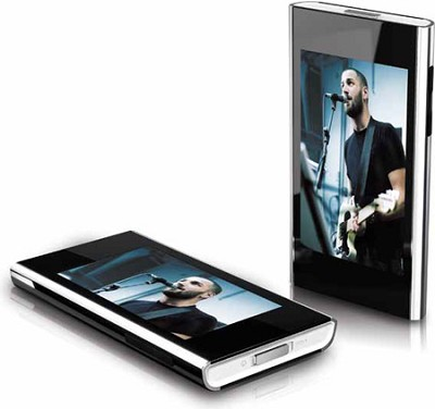 MP3 Video Player with 2.8` Display, 16 GB Flash Memory, FM &Touch Screen Control