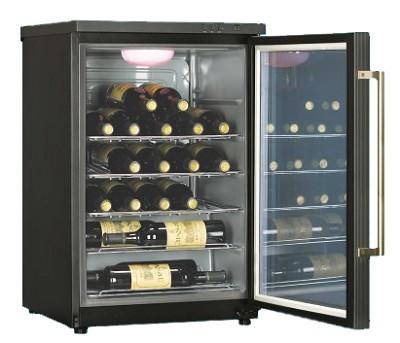 24 bottle Wine Cellar (Graphite)